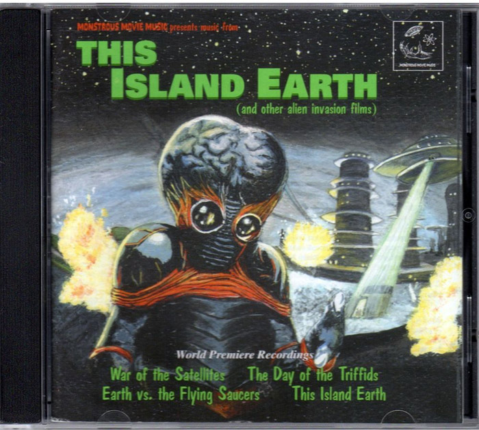 This Island Earth ? Day of the Triffids (and other Alien Invasion Movies) Soundtrack CD