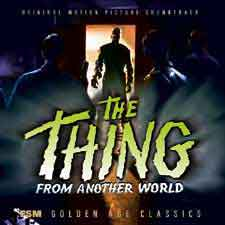 Thing From Another World/Take the High Ground! (1951/1953) Soundtrack CD
