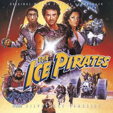Ice Pirates, The Soundtrack CD Bruce Broughton