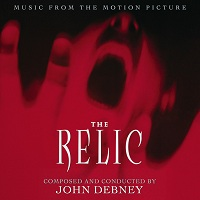 Relic, The Soundtrack Score CD-John Debney