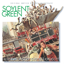 Soylent Green / Demon Seed Soundtrack CD Fred Myrow