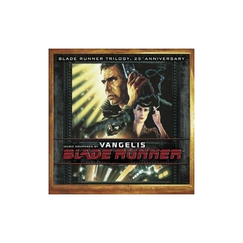 Blade Runner Trilogy: 25th Anniversary [3 CD] [SOUNDTRACK]