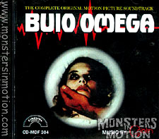Buio Omega Soundtrack CD Goblin