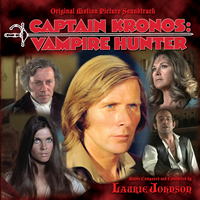 Captain Kronos Vampire Hunter CD Laurie Johnson