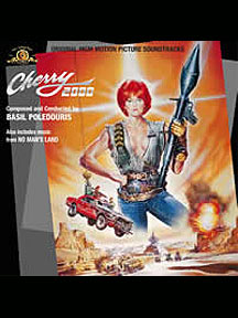 Cherry 2000 / No Mans Land Soundtrack CD Basil Poledouris