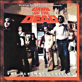Dawn Of The Dead The Ultimate Edition Soundtrack CD Goblin