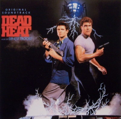 Dead Heat 1988 Soundtrack CD Ernest Troost