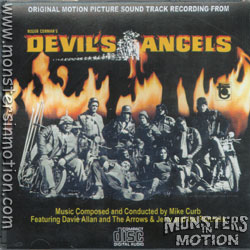 Devils Angels Soundtrack CD Arrows / Jerry & The Portraits