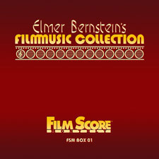 Elmer Bernstein's Film Music Collection (1975-1979)