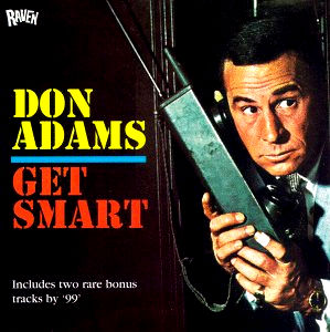 Get Smart TV Series Soundtrack CD Irving Szathmary
