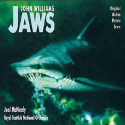 Jaws Original Soundtrack CD John Williams