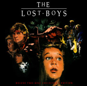 Lost Boys Soundtrack CD Thomas Newman