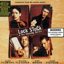 Lock, Stock and Two Smoking Barrels Soundtrack CD Various Artist