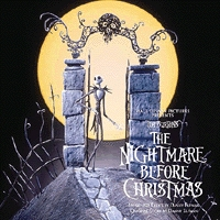 Nightmare Before Christmas Deluxe Edition Soundtrack CD - Danny
