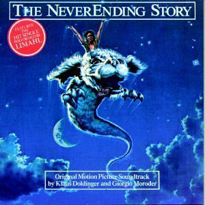 Neverending Story Soundtrack CD