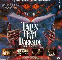 Tales From The Darkside Soundtrack CD Various Artists
