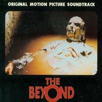 Beyond, The Soundtrack CD Fabio Frizzi