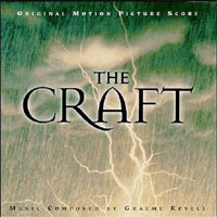 Craft, The Soundtrack CD Graeme Revell
