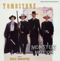 Tombstone EXPANDED Soundtrack Score CD Bruce Boughton