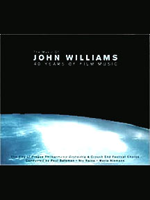 John Williams 40 Years Of Film Music Soundtrack 4CD Set