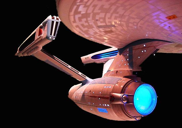 Star Trek Enterprise NCC-1701-A Custom Light Kit 1/350