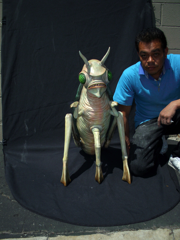 Quatermass And The Pit 5 Million Years To Earth Lifesize Alien K