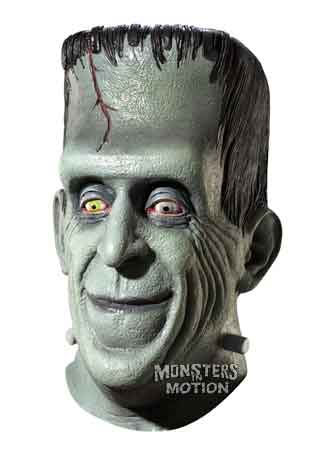 Munsters Herman Adult Overhead Latex Mask