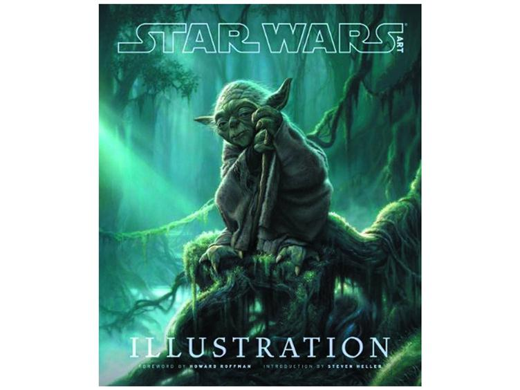 Star Wars Art Illustration Limited Edition Hardcover Book