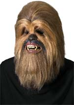 Star Wars Masks Chewbacca Full Latex Mask