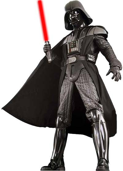 Star Wars Darth Vader Episode Iii Supreme Edition Costum Xl Size