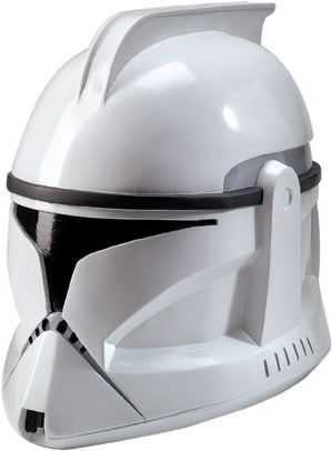 Star Wars Masks Clone Trooper Collectors Helmet