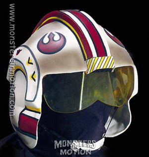 Star Wars Masks X-Wing Pilot Collectors Helmet