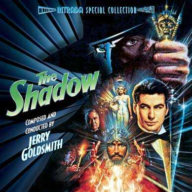 Shadow, The Soundtrack CD Jerry Goldsmith 2 CD Set