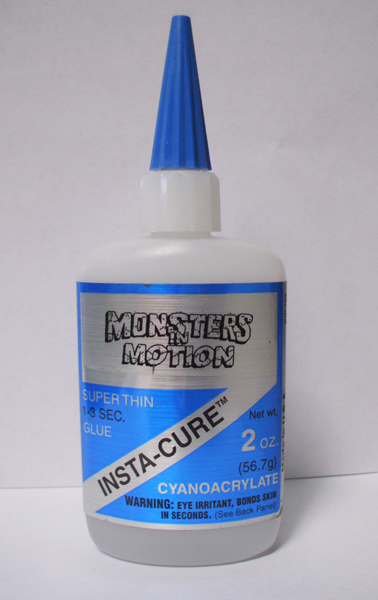 Insta-Cure Thin 2 Ounce Cyanoacrylate Glue