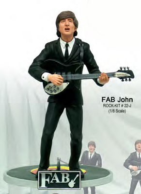Fab Invasion 64 John 1/6 Scale Model Kit
