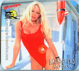 Baywatch Pamela Anderson Mouse Pad #1