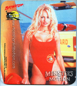 Baywatch Pamela Anderson Mouse Pad #2