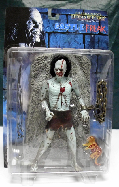 Full Moon Pictures Castle Freak BLOODY Version Action Fig