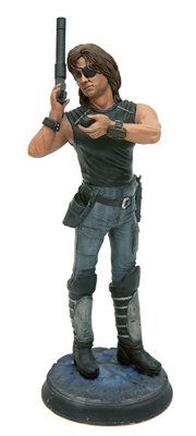 Snake Plisskin Anaconda Resin Assembly Model Kit