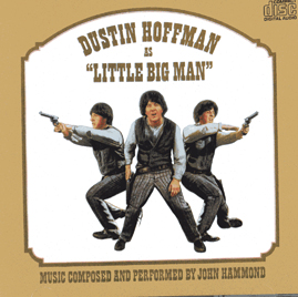 Little Big Man Soundtrack CD John Hammond