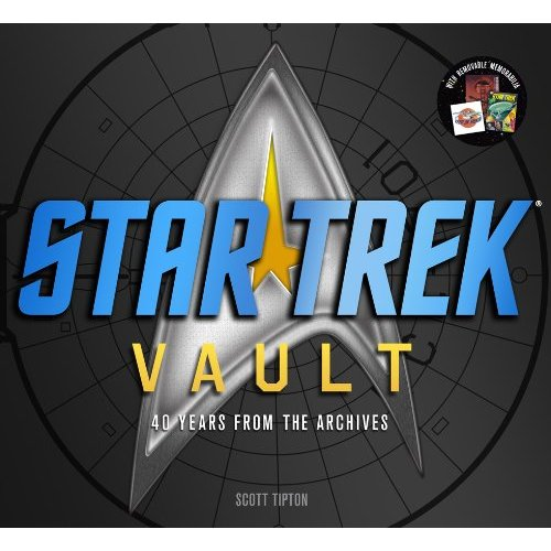 Star Trek Vault: 40 Years from the Archives Hardcover