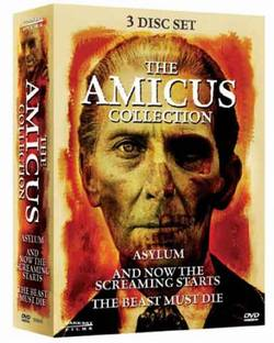 Amicus Collection DVD