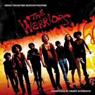Warriors, The Original Soundtrack CD Barry Devorzon
