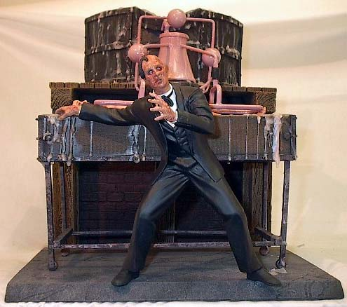 House Of Wax Encounter Jeff Yagher Tribute Model Kit-FREE SHIPPING U.S. ONLY