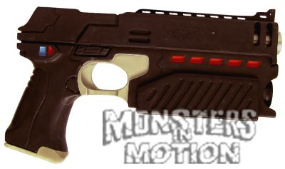 Lawgiver Gun Prop Replica Model Hobby Kit
